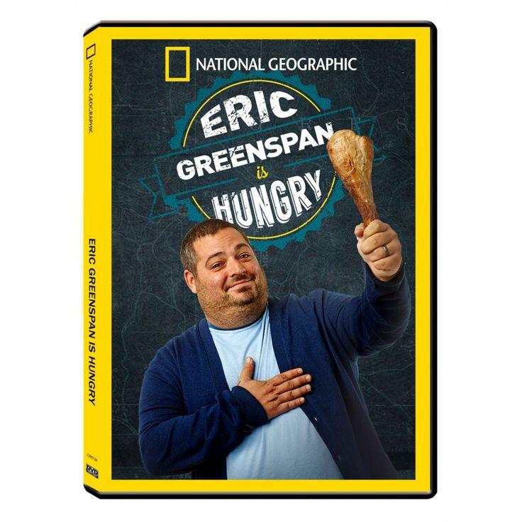 Eric Greenspan is Hungry DVD-R