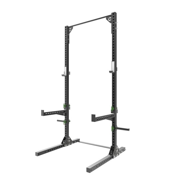 Pullup/Squat Rack - 2650mm with Spotter Arms