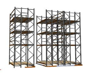 Furniture Rack - Macrack Australia, Mansfield Qld. Call on 1800 048 821 for more info and free quotes and design service.