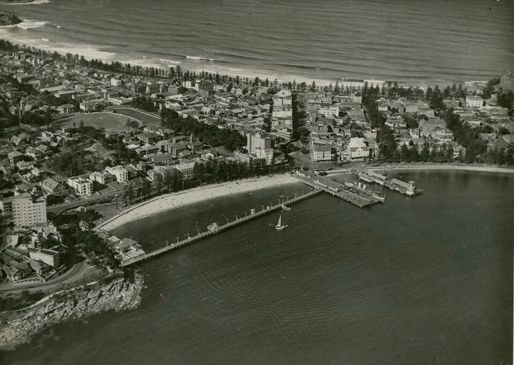 Manly In The 1930s