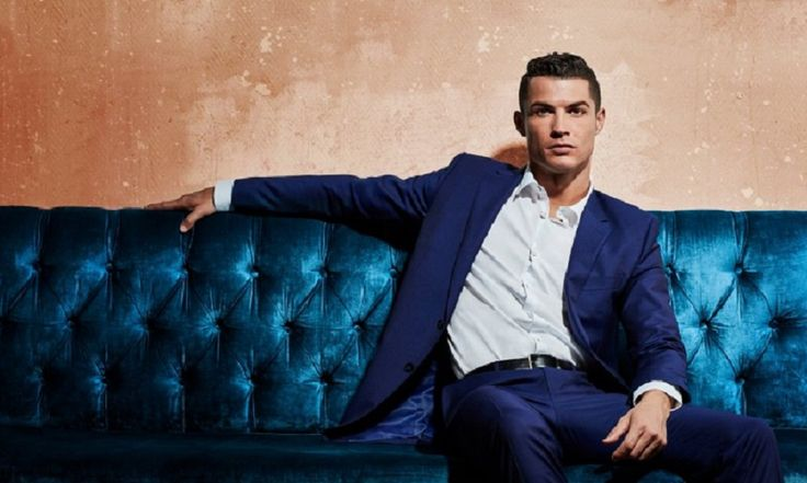Cristiano Ronaldo vai ser pai pela quarta vez