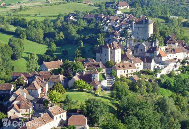 Curemonte, Meyssac, Brive-la-Gaillarde, Corrèze, Limousin, France
