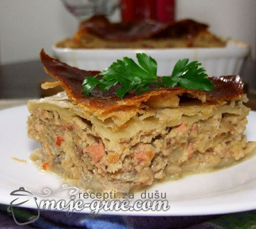 110 best serbian images on pinterest serbian food bosnian food turska torta od mlevenog mesa forumfinder Images