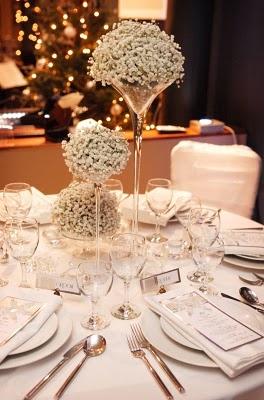 Yorkshire Wedding Collective: Wonderful Winter Wonderland Wedding Evening