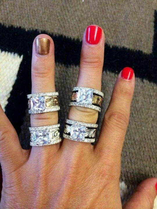 Cowgirl Weding Rings 028 - Cowgirl Weding Rings