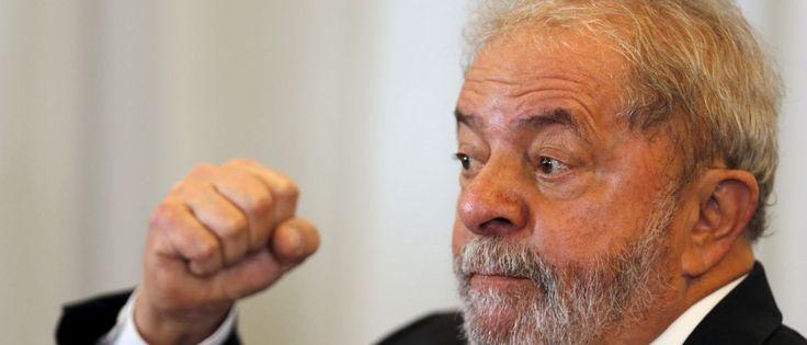 InfoNavWeb                       Informação, Notícias,Videos, Diversão, Games e Tecnologia.  : Lula diz que teme ser preso e que é 'vítima quase ...