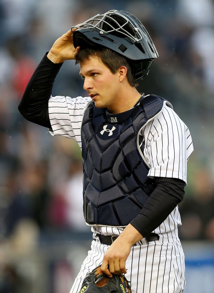 John Ryan Murphy Photos: Los Angeles Angels of Anaheim v New York Yankees