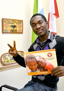 The YMCA of Simcoe/Muskoka intern Peter Kugba-Nylande is sharing his YMCA of Sierra Leone experiences