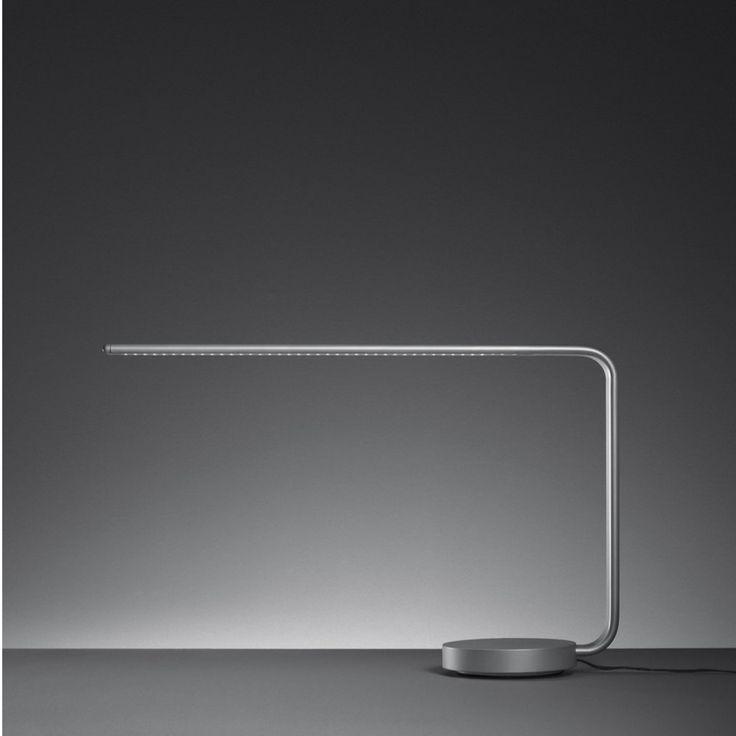Artemide One Line Tavolo 0829050A Led Desk Lamp | Love4Lighting