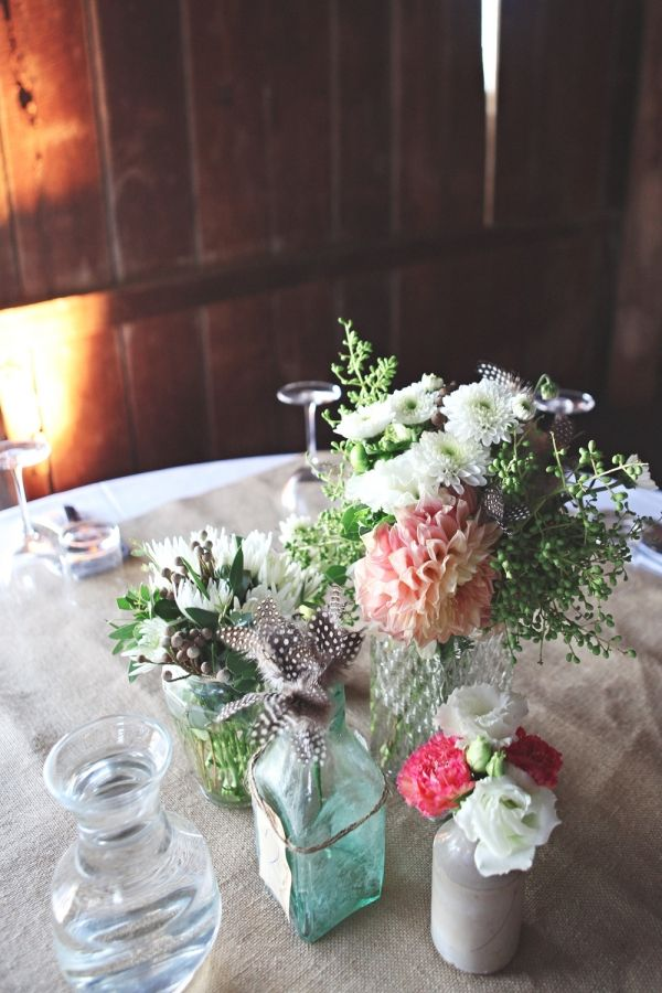 Alverstoke Barn Perth Wedding Country FlowersRustic