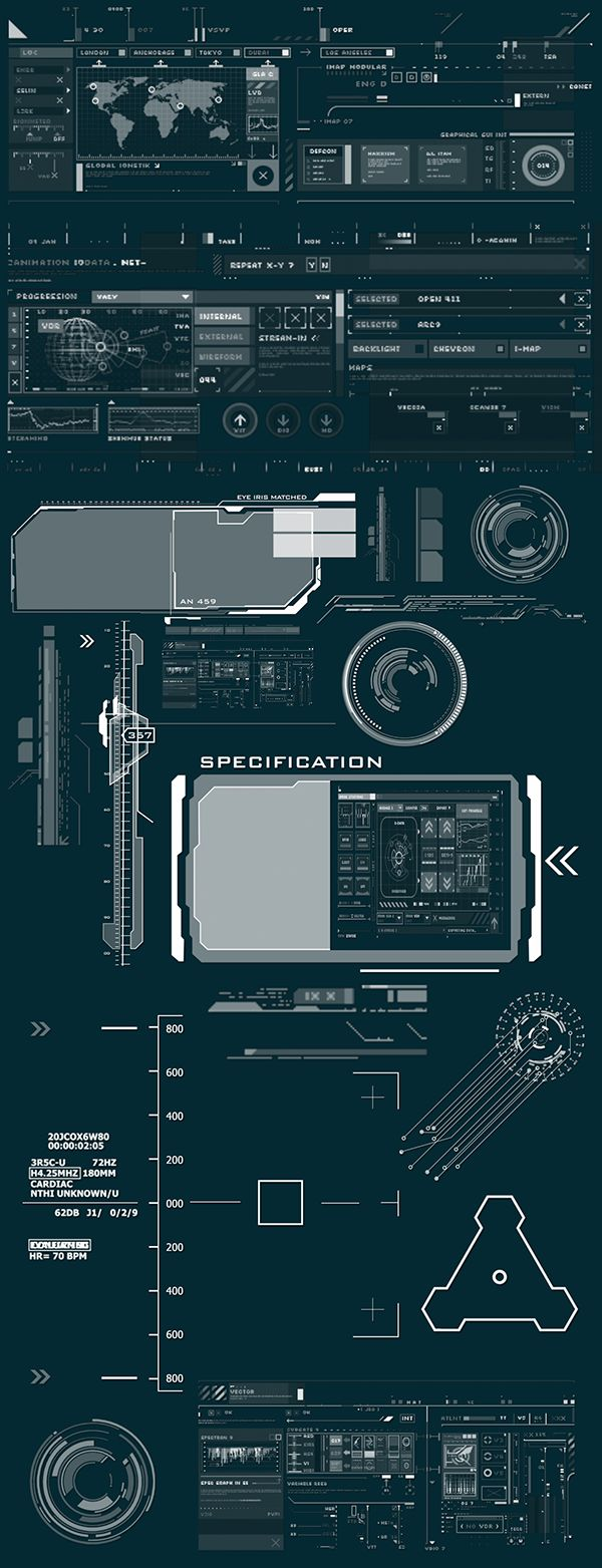 It is the Asset Liberary for Sector 9 (IOS Game UI )
