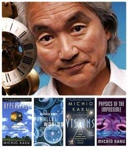 Over 200 Michio Kaku video clips on aspects of theoretical physics and more