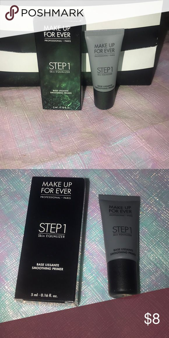 Make Up Forever Smoothing Primer*Deluxe Sample* NWT