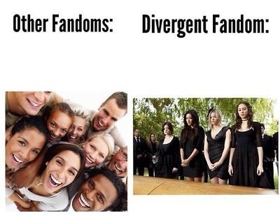 Hold on there Pretty Little Liars and Divergent wooooaaaahhhh