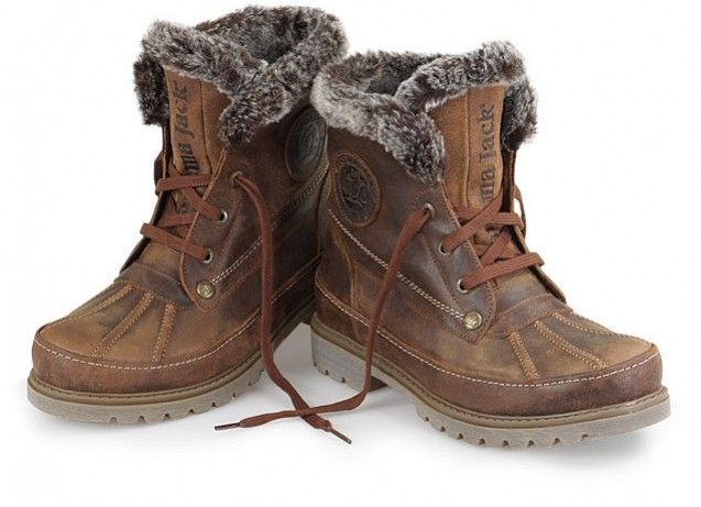 Panama Jack's Polar men's winter boots - Made in Spain