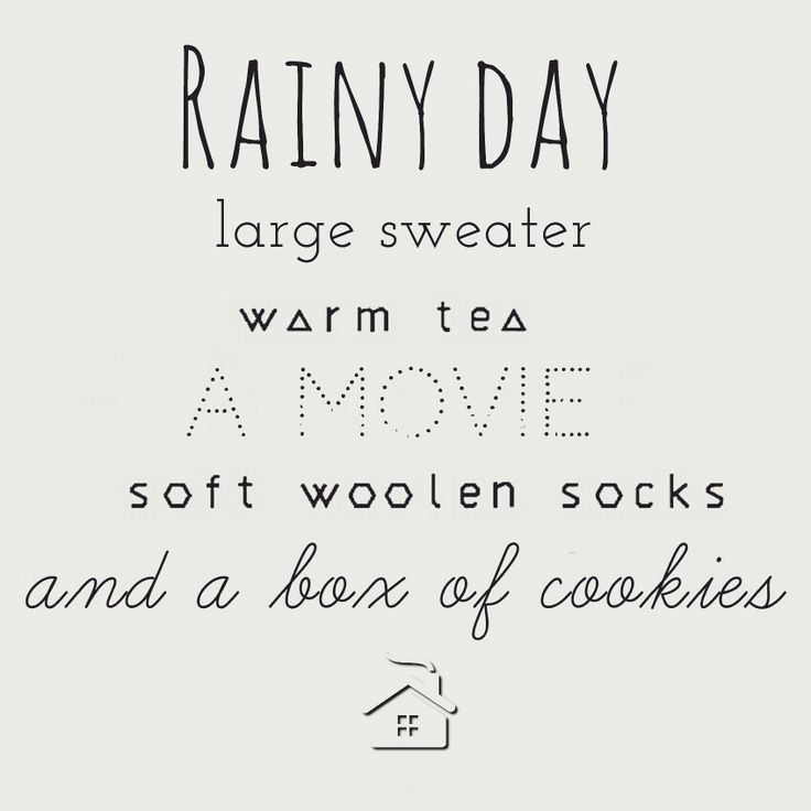 Cute Rainy Day Quotes: 25+ Best Rainy Day Quotes On Pinterest