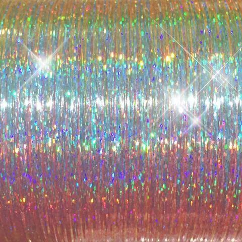 Sparkle Pastel Rainbow Hair Tinsel
