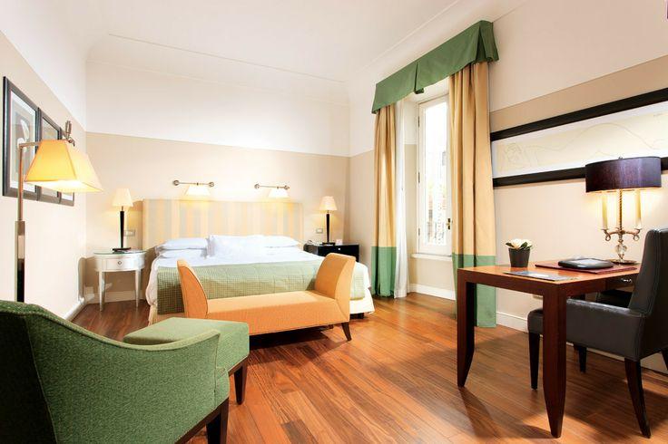 Grand Hotel de La Minerve Rome, Italy   ProntoHotel