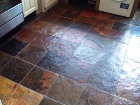 Chinese Slate floor