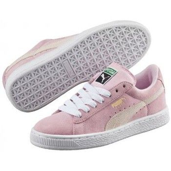 puma suede rose wn's