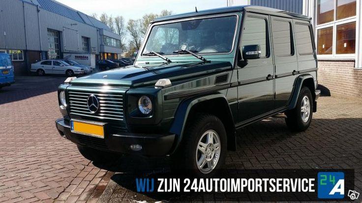 Mercedes 320 CDI Geländewagen | Värmland