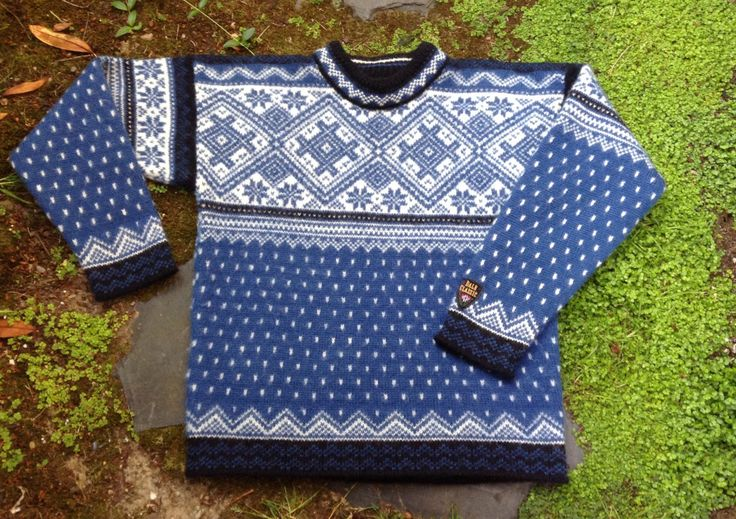 Dale of Norway, Norwegian wool sweater-S by VikingRaids on Etsy  Gift idea!