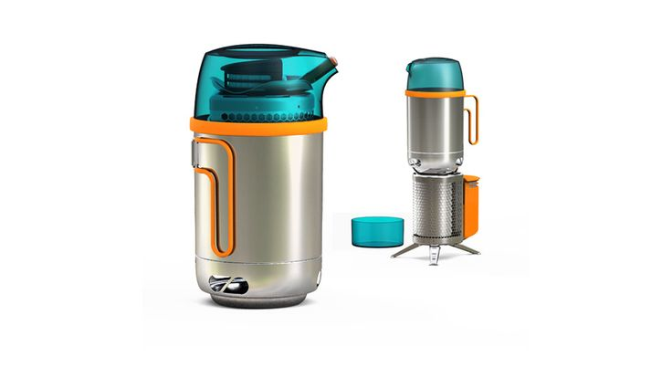 This Cool Camping Gadget Pours Like A Kettle But Cooks Like a Pot