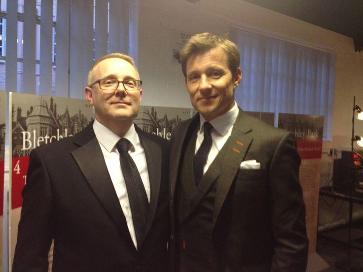 Ben Shepherd and I