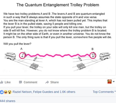 trolley problem essay The trolley problem 1 the trolley problem: consider the following pair of cases : trolley: there is a runaway trolley barreling down the railway tracks ahead, on the tracks, there are five people the trolley is headed straight for them you are standing some distance off in the train yard, next to a lever if you pull this lever.