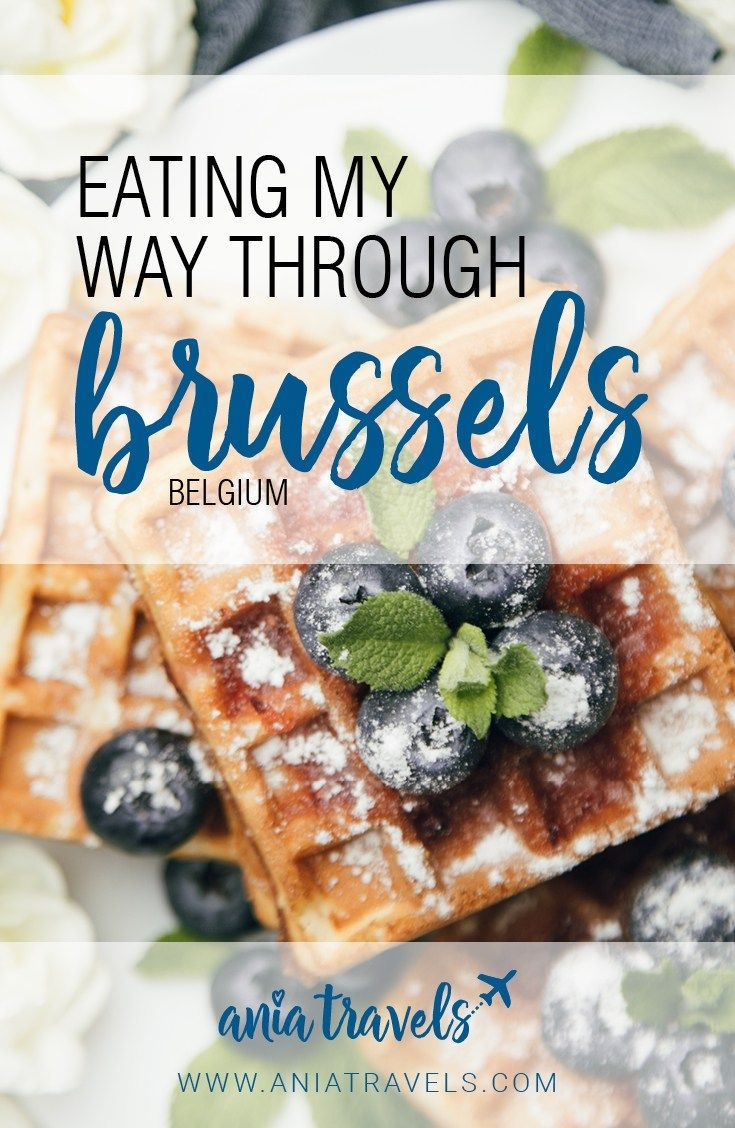 Brussels is a uniquely weird little city. So what are some things to do in Brussels other than drink beer and eat chocolate? | Brussels | Europe | things to do | Belgium | food | waffles | chocolate