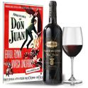 Movie & Wine Pairing  Palacio del Conde Gran Reserva 2008 Valencia DO, Spain  Adventures of Don Juan (1948) Currently Not Schedule  Be seduced by this spicy Tempranillo while swashbuckling Errol Flynn falls for Viveca Lindfors' Spanish Queen in