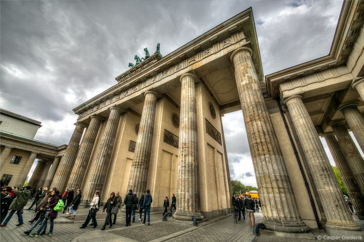 Brandenburg Gate, the heart of Berlin. #germany25reunified Enter the #InspiredBy Pinterest Contest for your chance to win a trip to Germany!
