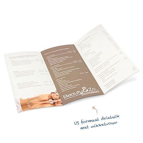 Folders drukken -  laat nu je folders drukken bij Drukzo: www.drukzo.nl/folders-drukken