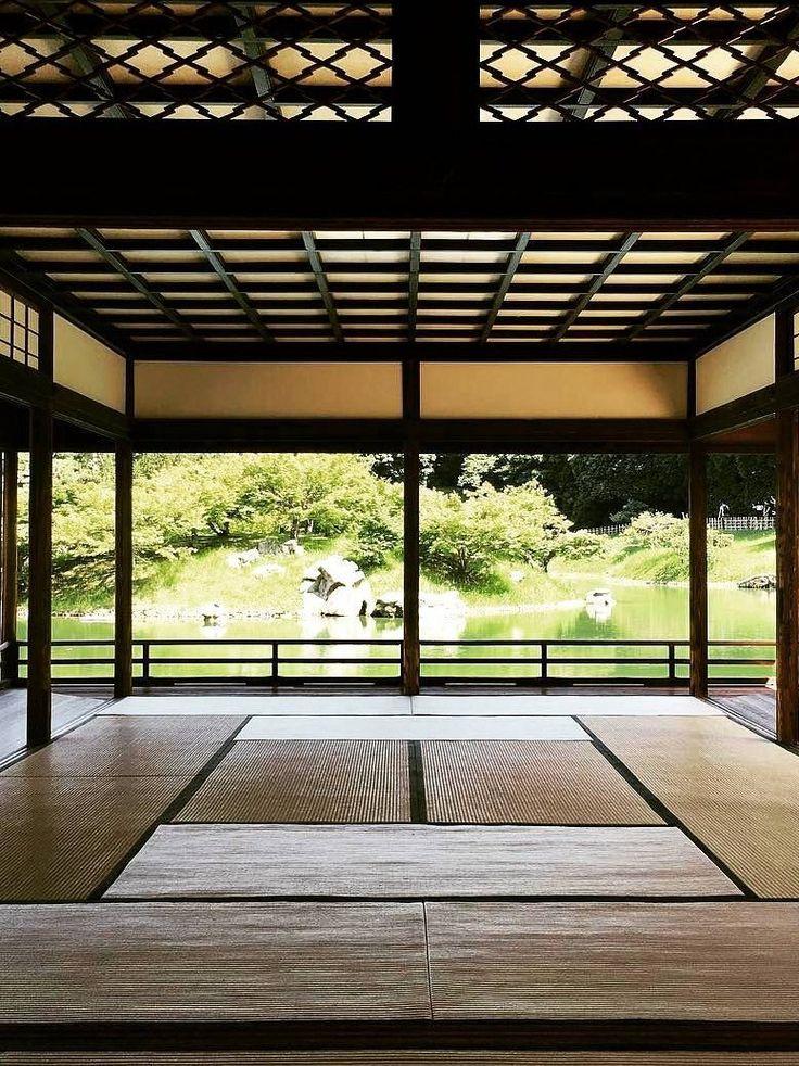 Ritsurin Garden, Takamatsu, Kagawa, Japan