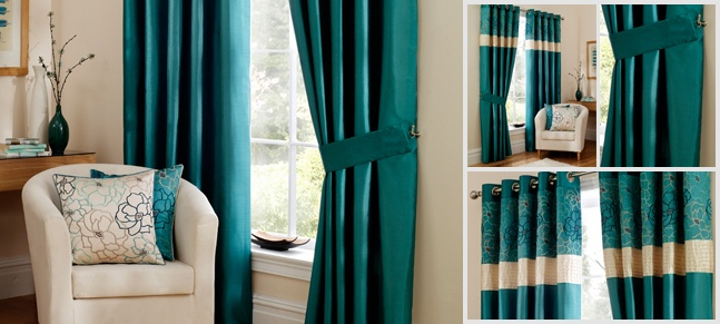 Best 25 Teal Curtains Ideas On Pinterest Red Color