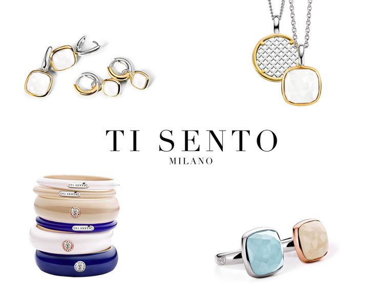 What is your favorite piece of Ti Sento jewellery? A. earrings, B. necklaces, C. bracelets or D. rings. #beautifulpieces #jewellery #favorites