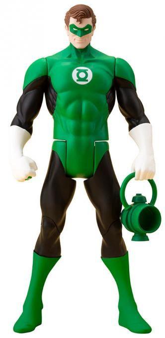 Estatua Linterna Verde 20 cm. Traje clásico. Línea ARTFX . Escala 1:10. Kotobukiya. DC Cómics Estupenda estatua no articulada del popular Linterna Verde de 20 cm, el guardián de la galaxia, fabricada en material de PVC, 100% oficial, licenciada y a escala 1:10.