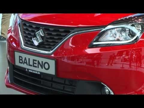 SUZUKI BALENO - Fahrbericht Motor+Trends