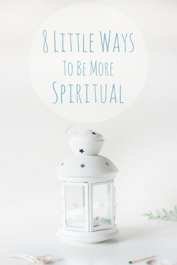 lavender moon: 8 little ways to be more spiritual
