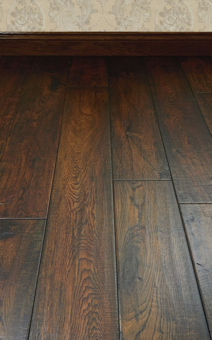 Bronzed Old French Oak Oiled Engineered Wood Flooring - 2