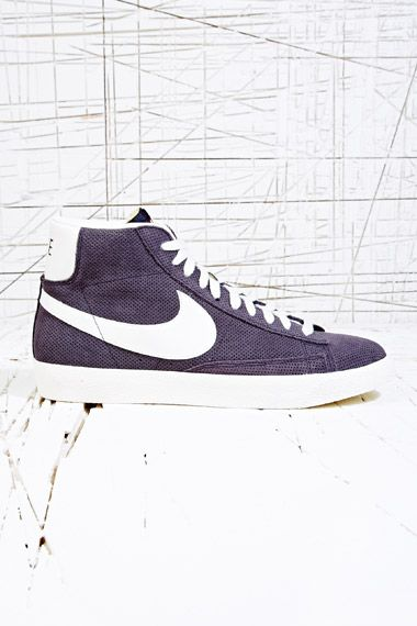Nike - Blazer - Baskets montantes perforées style vintage chez Urban  Outfitters