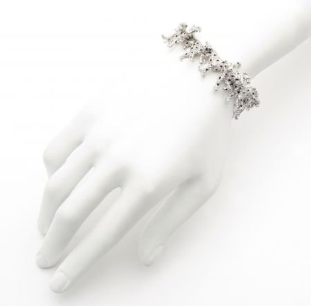 Snow Leopard Running Bracelet