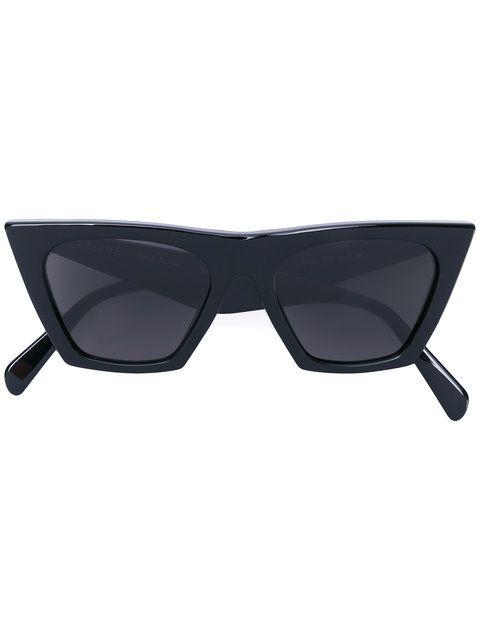 a23d3ebe88 Shop Céline Eyewear cat-eye acetate sunglasses. | Sunglasses in 2019 ...