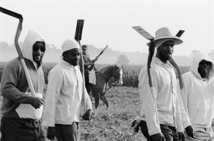 Angola Prison and the Shadow of Slavery - The New Yorker