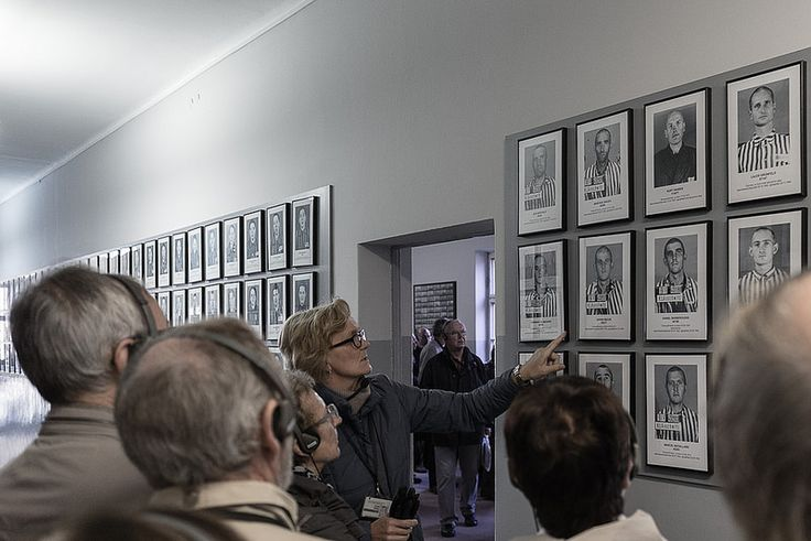 Over 250 guides-educators explain the history of Auschwitz in almost 20 languages to visitors coming from all over the world.