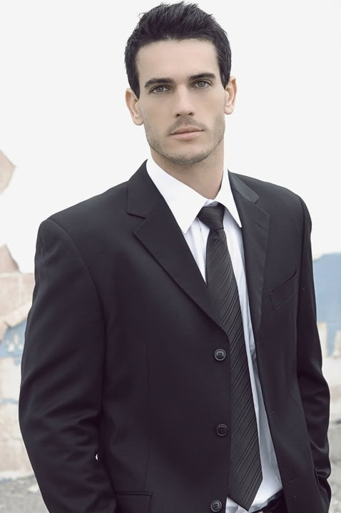 Josh Kloss..I know I'm married, but he's a looker!