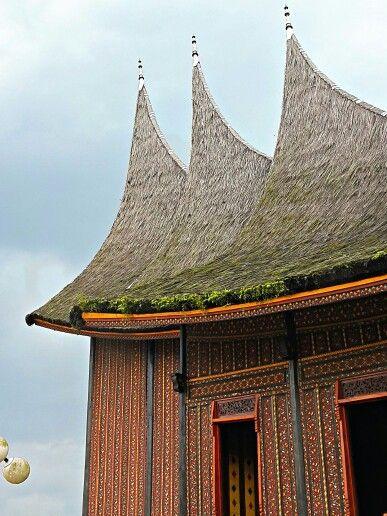 #IstanaPagaruyung
