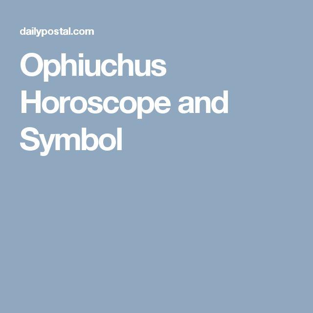 Ophiuchus Horoscope and Symbol