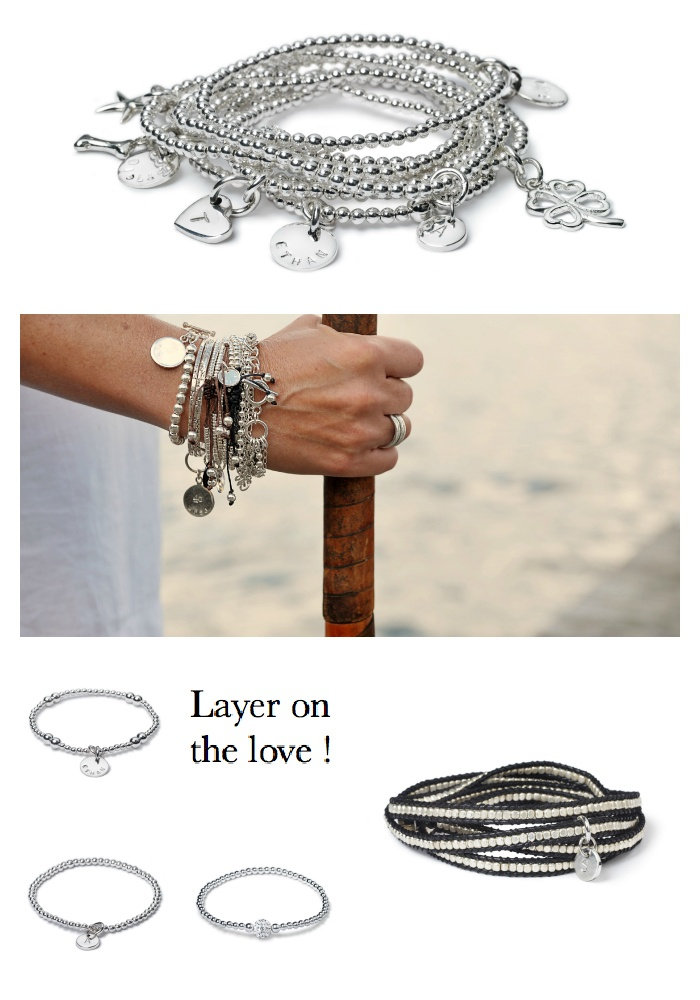 Layer on the love