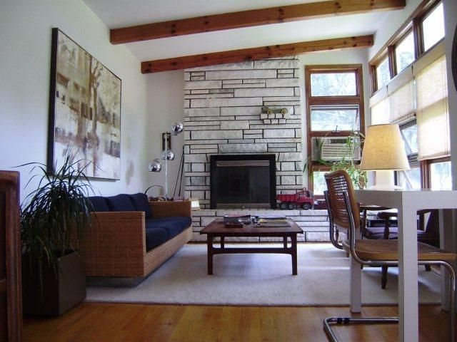 44 Best Mid Century Modern Ranch Interior Images On